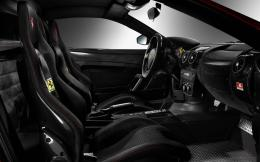 Ferrari F430 Scuderia Interior Wallpaper HD Car Wallpapers 1062