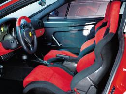 Ferrari 360 Modena Interior Wallpaper | Urban Art Wallpaper 213