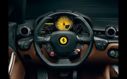 Ferrari F12 Berlinetta Interior wallpaper 241089 206