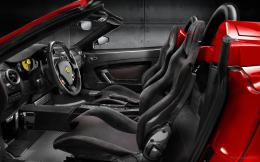 2009 Ferrari F430 InteriorDownload photoFerrari Scuderia Spider 741