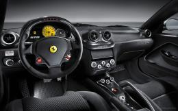 2011 Ferrari 599 GTO Interior Wallpaper | HD Car Wallpapers 1617