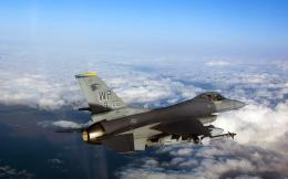 16 Fighting Falcon Wallpapersin the category of Aircrafts Wallpapers 1234