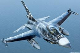 : Some Classical Photos of The F 16 Fighting Falcon Fighter Family 505