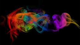 your wallpaper 11264 colorful smoke 1920x1080 abstract wallpaper jpg 1407