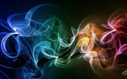 Abstract colorful smoke art Wallpapers Pictures Photos Images 1888