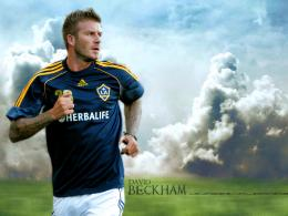 alias Becks, David Beckham is an English professional football player 1321