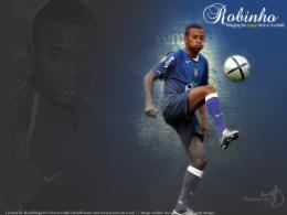 foot ball: robinho 1705