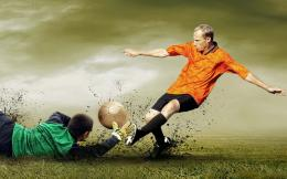 Soccer Football Wallpapers soccer players soccerball Beautiful Soccer 1210