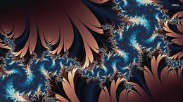 Fractal Spirals wallpaper 1426