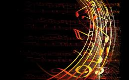 Music Notes Wallpaper Free #3833 Wallpaper | Cool Walldiskpaper com 1902