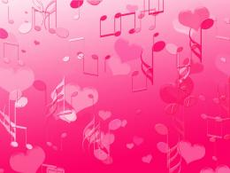 Musical Notes WallpaperCute Wallpapers 469