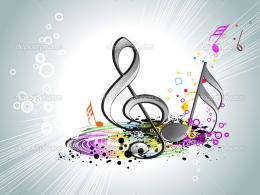 Colorful Music Notes Wallpaper 8435 Hd Wallpapers in MusicImagesci 1254