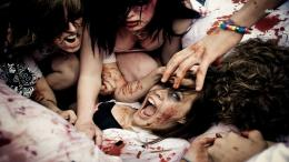 Zombie girls wallpaperDigital Art wallpapers#17022 300