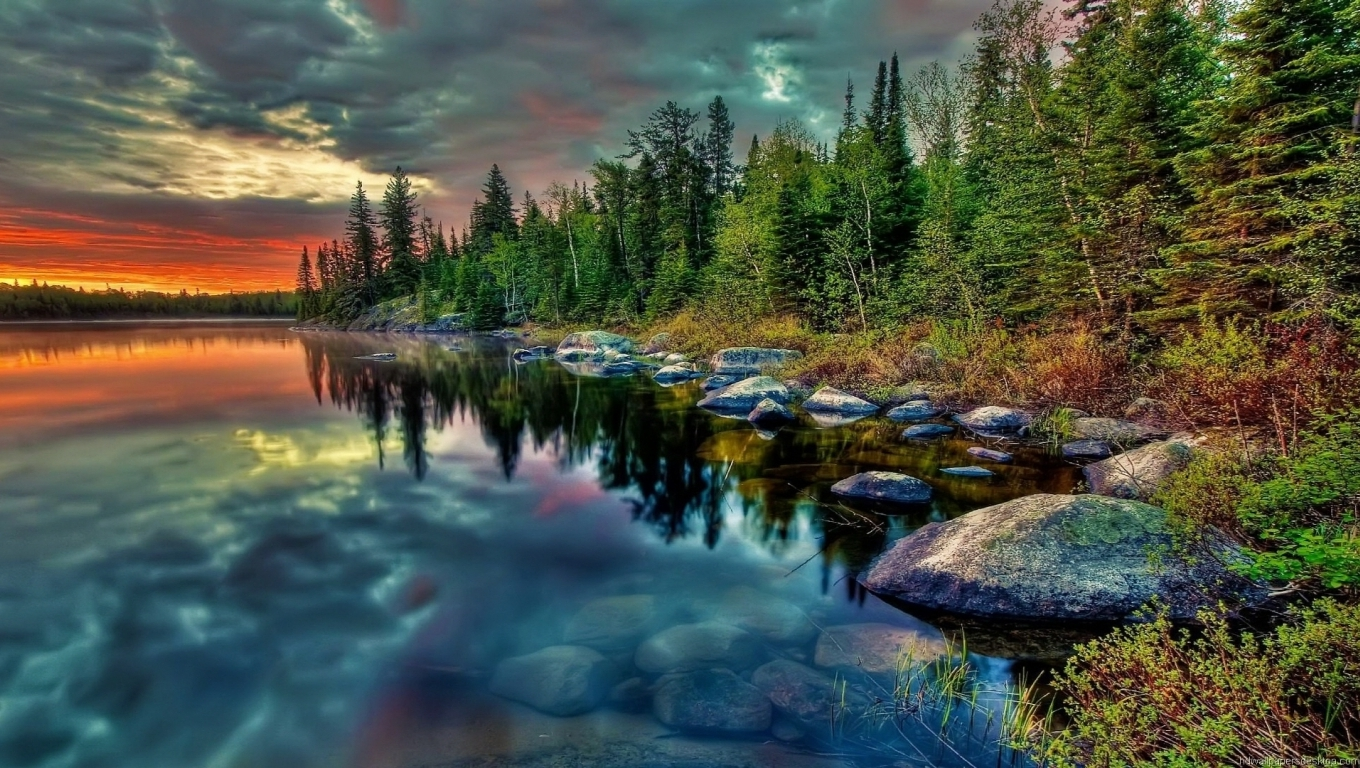 download colorful hdr riparian wallpaper in nature wallpapers with all 1369