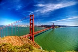 Golden Gate Bridge wallpaper | The Long Goodbye 745