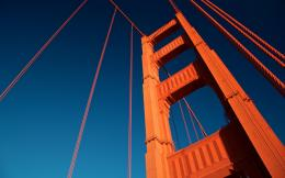 Golden Gate bridge Tower wallpaper 380