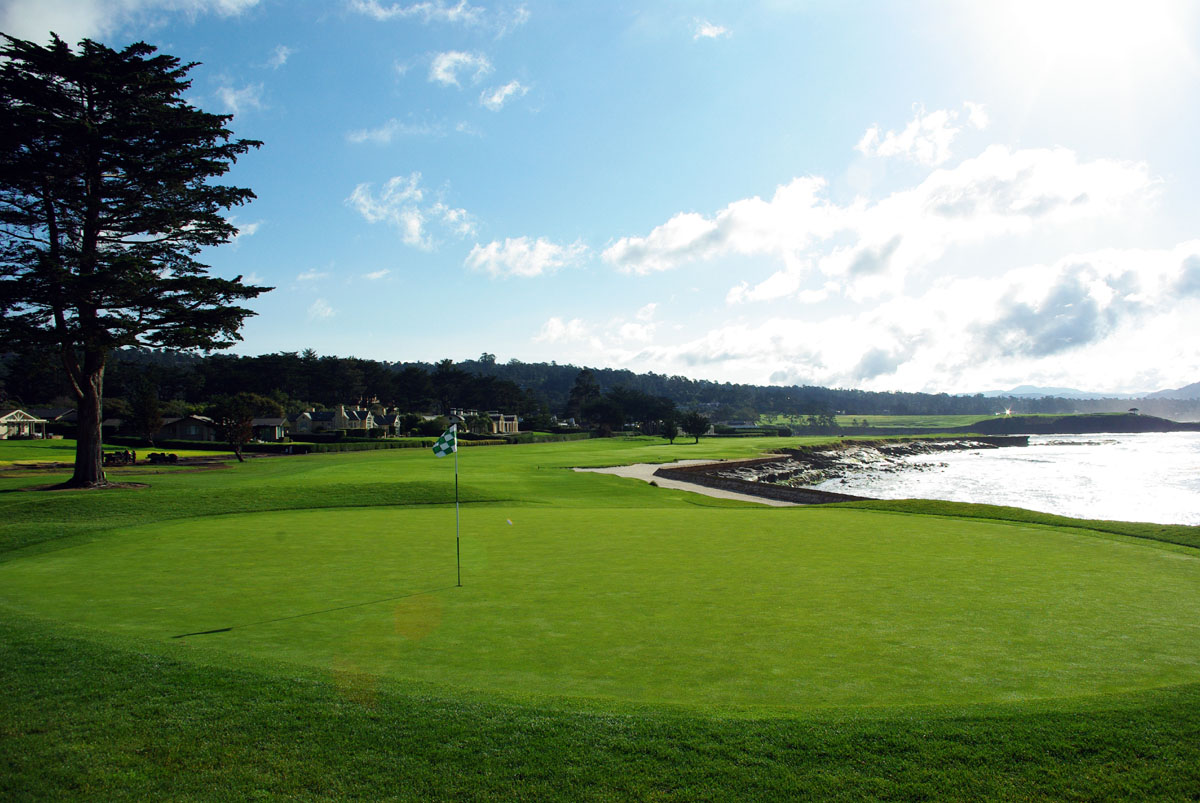 18 Pebble Beach Golf Course 2282 Hd Wallpapers In Sportsimagesci Com 688 Golf Course Wallpaper