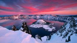 Crater Lake National Park Hd Wallpaper | Wallpaper List 1976