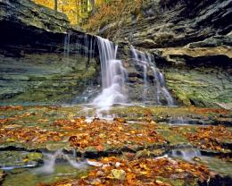 Mccormicks Creek State Park Indiana Hd Wallpaper | Wallpaper List 960