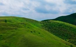 Green hill wallpaper971095 1318