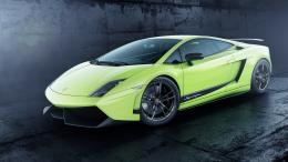 Custom Green Lamborghini Gallardo Tuning HD Wallpapers | Epic Desktop 629