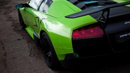 Lemon Green Lamborghini Awesome Original HD Wallpaper 1590