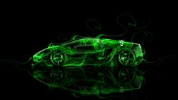 Lime Green Lamborghini Gallardo Wallpaper Images & PicturesBecuo 746