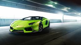 Green Lamborghini wallpaper 197