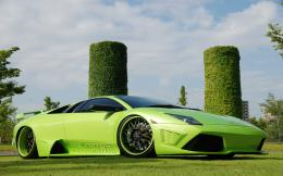 Tuning green Lambo Wallpapers Pictures Photos Images 137