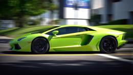 Green And Black Lamborghini 14 Free Hd WallpaperHdblackwallpaper 689