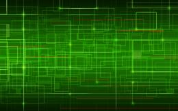wallpapers, green, network, desktop, virtual, modelling, meshes 656
