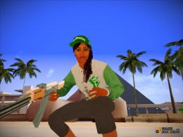 GTA 5 San Andreas Girls 789