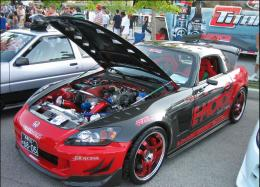 Honda s2000 red tuning cars HD Wallpaper 1263