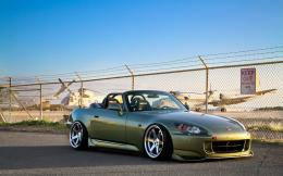Wallpaper honda s2000, Honda, tuning, sky, convertible, cars, large 1502