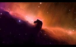 the horsehead nebula by tylercreatesworlds customization wallpaper 1307