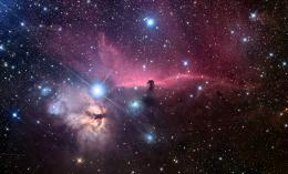 Horsehead Nebula and Vicinity 128
