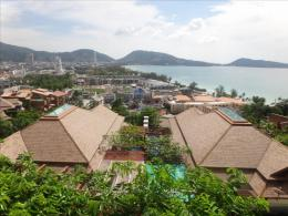 Luxuous Villa for sale, 5 BR, in Patong, Amazing Sea View on Patong\'s 1192