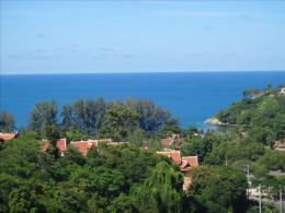 penthouse for sale, amazing sea view, in Kamala, private pool jacuzzi 694
