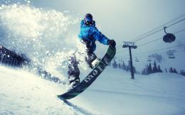 Awesome Man Snowboarding Hd Wallpaper | Wallpaper List 266