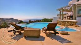 Villa For Rent In MykonosVilla EVEPool & JACUZZI HOT TUB 680