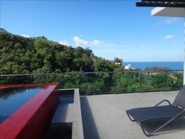penthouse for sale, amazing sea view, in Kamala, private pool jacuzzi 1206