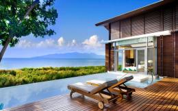 Amazing Lodge Seaview In Thailand Hd Wallpaper | Wallpaper List 1216