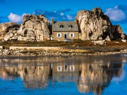 Awesome Rock House Hd Wallpaper | Wallpaper List 580