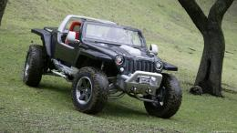 Concept cars desktop wallpapersJeep Hurricane Concept2005 384