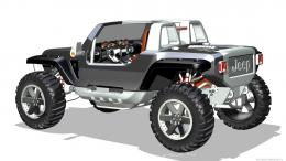 Concept cars desktop wallpapersJeep Hurricane Concept20052 1224