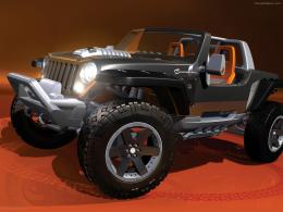 HomeJeepJeep Hurricane Concept 155