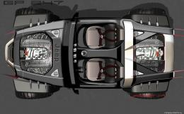 Car wallpapers Jeep Hurricane Concept2005 1781