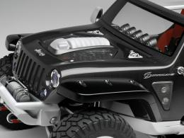 2005 Jeep Hurricane Concept car specifications 1357