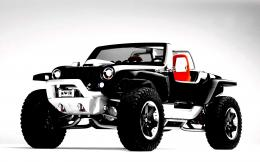 Jeep hurricane concept off road cars 1554
