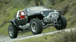 Car wallpapers Jeep Hurricane Concept2005 417